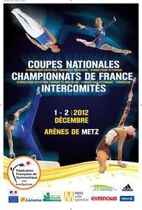 Coupes Nationales et Intercomités aux Arènes de Metz les 1 & 2 décembre 2012