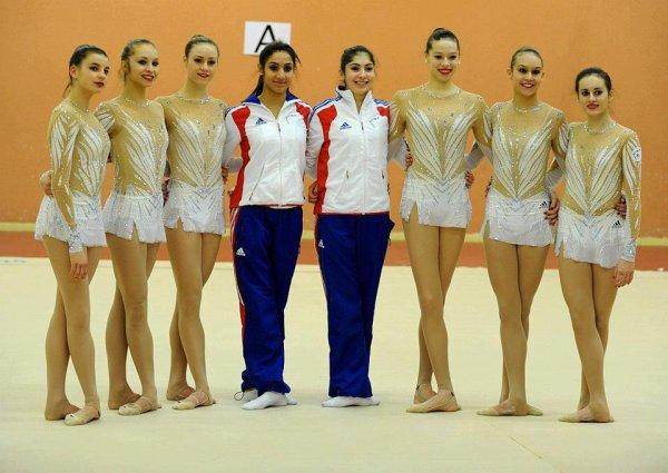 Championnat de France Individuelles les 26 & 27 janvier 2013 à THIAIS
