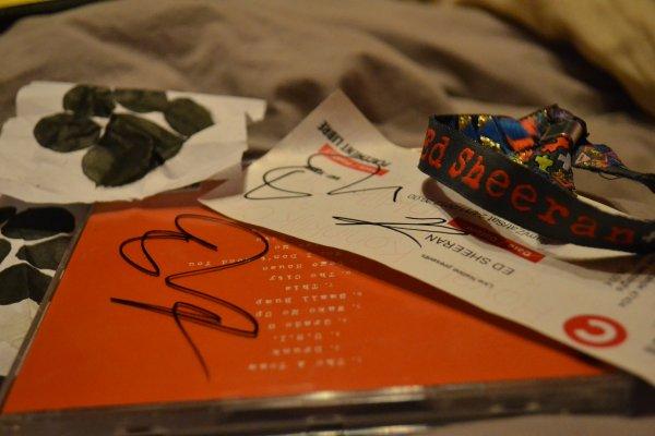 24.11.12 @ Ed Sheeran