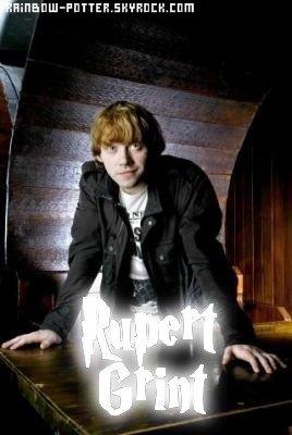 Biographie de Rupert Grint
