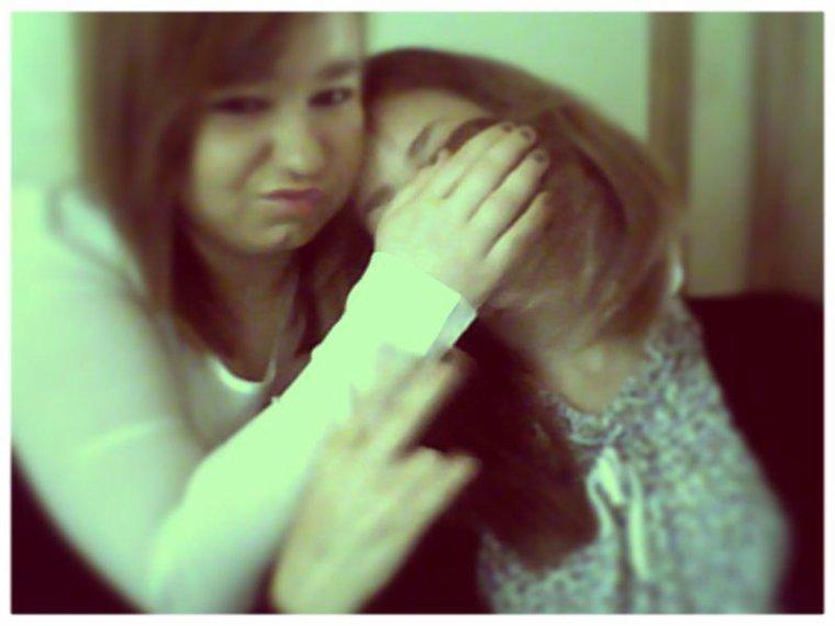 Je t'aime cousine ! <3