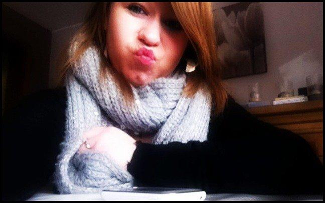 Mon Amour Pour Toi Est Toujours La <3.