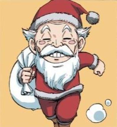 One-shot spécial Noël