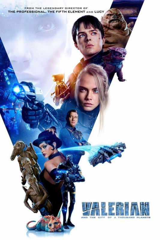 *!123MOVIES!*** Watch Valerian and the City of a Thousand Planets (2017) Dane DeHaan Cara Delevingne Clive Owen Summary Movies