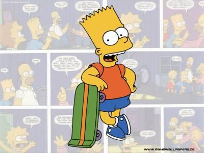 Blog de sachablog les simpsons - Bart et milhouse ...