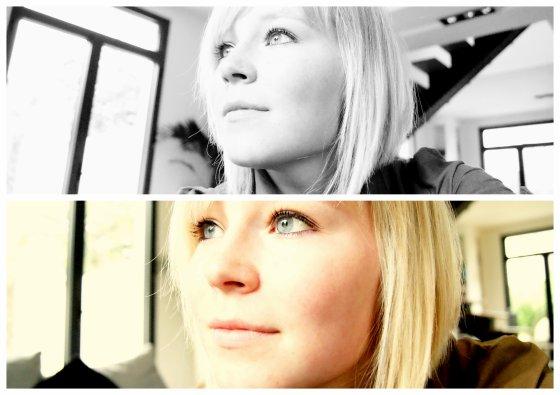 Je crois que les lesbiennes n'aiment pas les blondes. Il faut dire moi non plus.