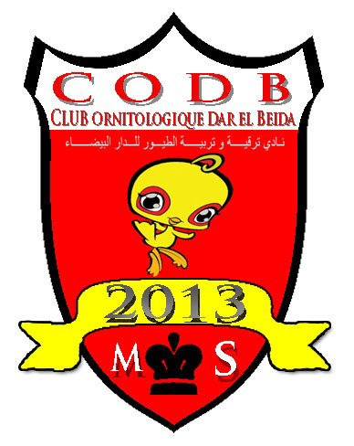 le logo du club C.O.D.B