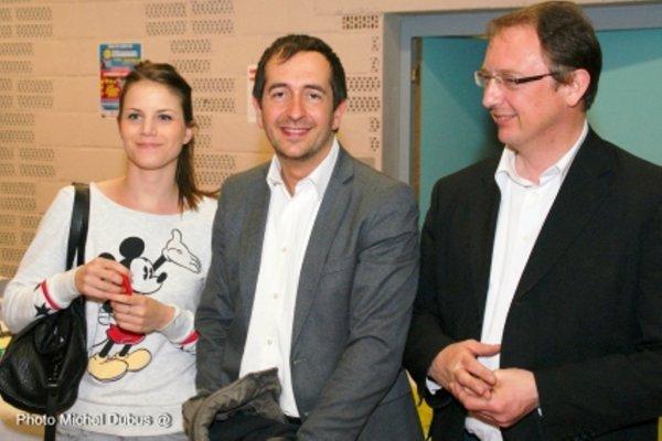 je soutient  Anthony Dufrane (PS Hainaut)