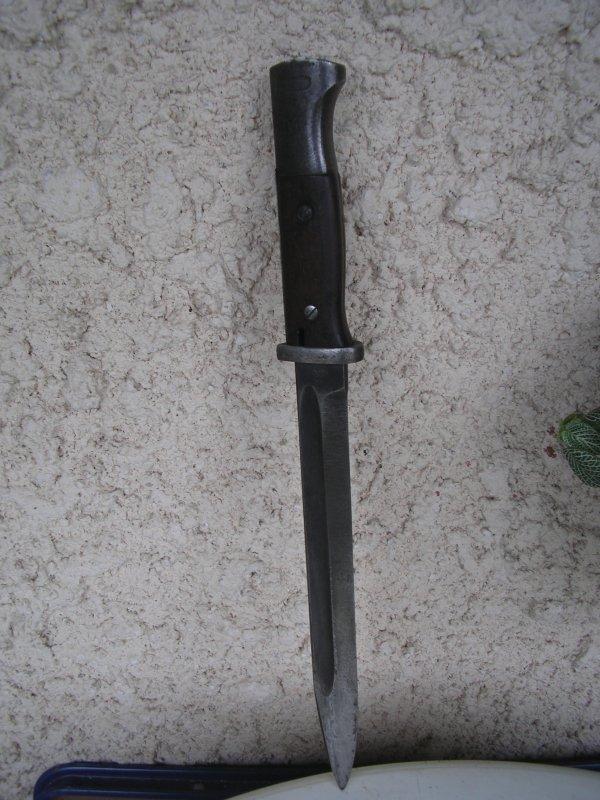 baionnette 84/98