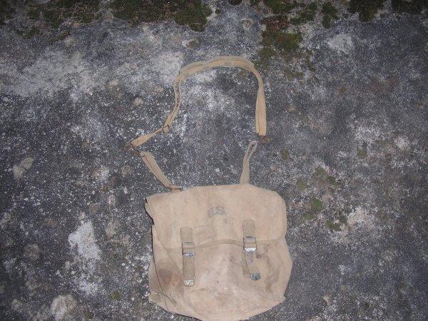 bag canvas field m-1936
