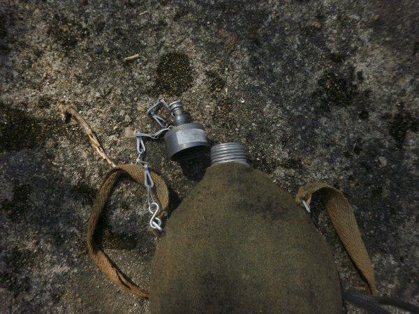 Borraccia Regio Esercito Italiano