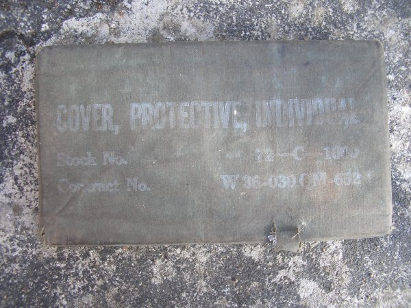 cover protective individual