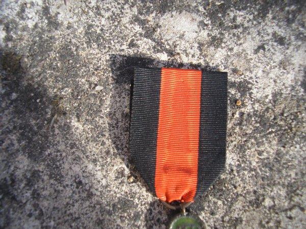 La Médaille de l'Yser 1914-1918