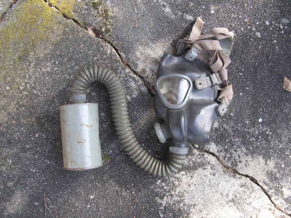 lightweight service gas mask M3 10 A1 -6