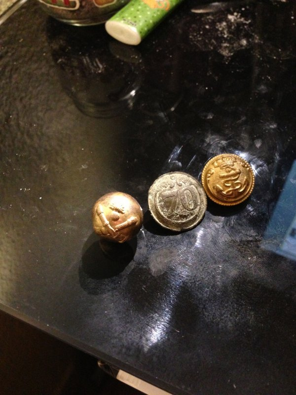 les boutons français
