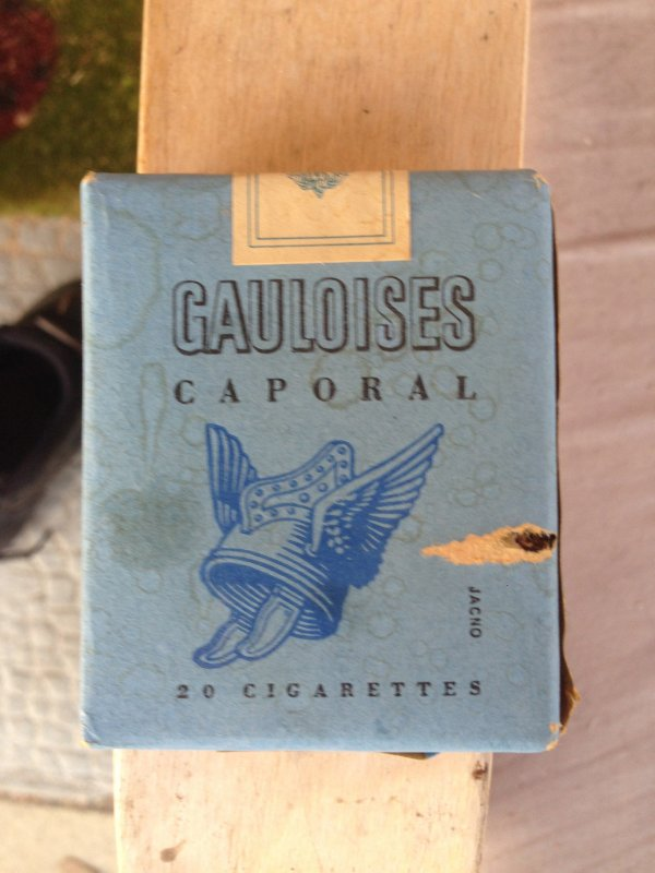 tabac de troupe