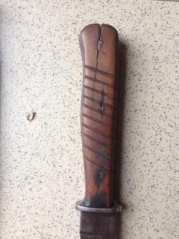 couteau de botte allemand