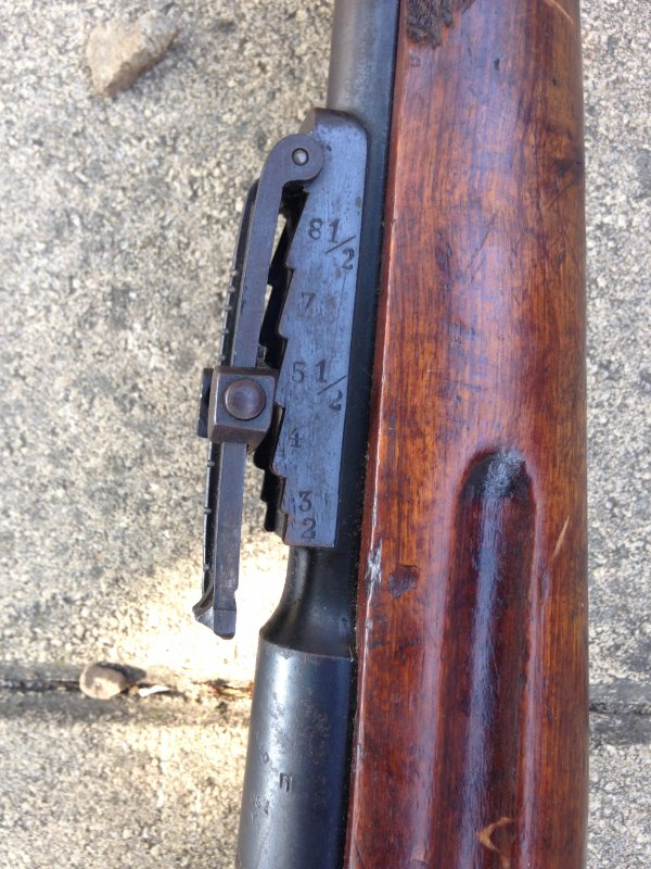 mosin nagant fabrication anglaise