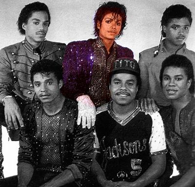 ಌ L 0 o v e - M i c h a e l  _ On _ S k y r o c k  << Michael au sein des ses frères, début de la gloire ! >> .