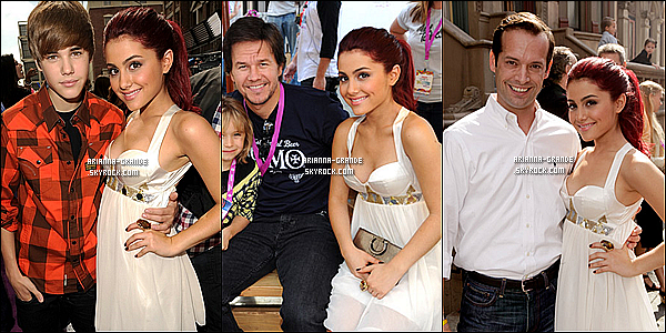 .  24/10/10__Ariana  a assisté au Variety's  Power Of Youth 4th Annual Event . Top ou Flop ? .