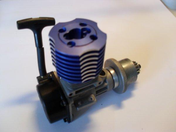 moteur de 2,5cc