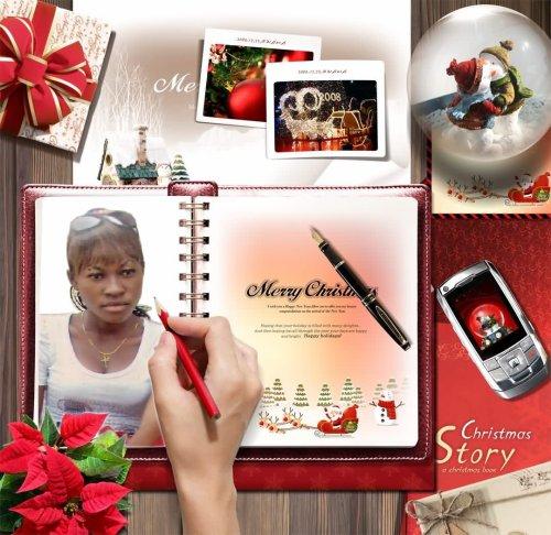 Cesarine Mbingi ma femme que je connu dans ma vie