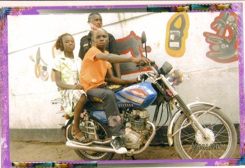 Famille Matumona Rossy