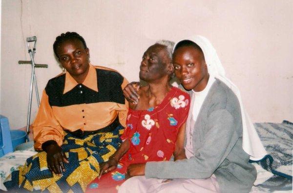 Soeur Monique  Nsuka a Mbanza ngungu