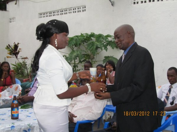 La ceremonie du Mariage Coutumier de Diampasi Raymond / Famille Matumona Rossy