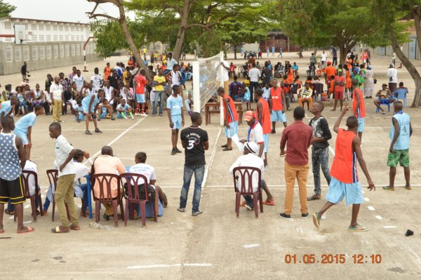 Don Bosco Lukunga Match contre Don Bosco Masina