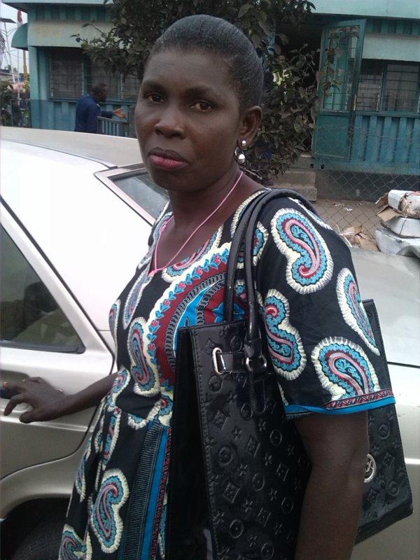 Maman Augustine Nsakala