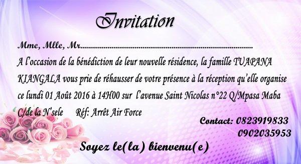 Invitation première communion à la paroisse Marie Auxiliatrice