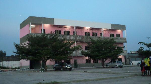 Bâtiment du Collège Don Bosco / Masina