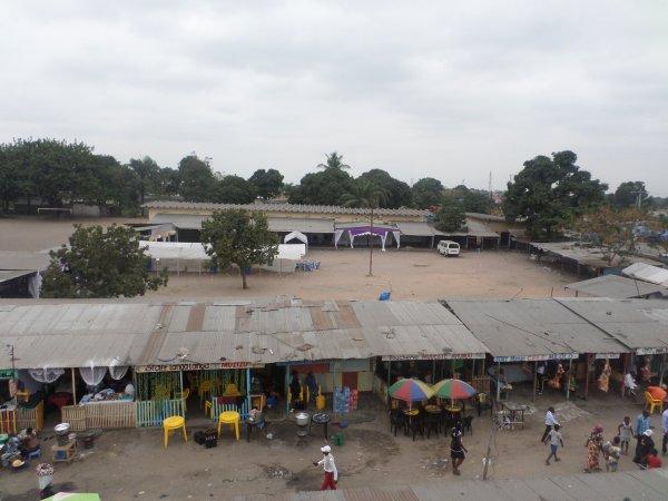 Clôture de l'Abattoir Public de Masina