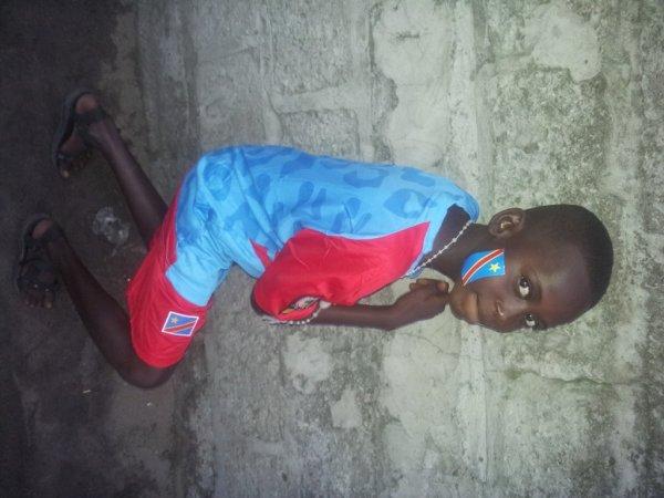 Notre cadet Debo Matumona