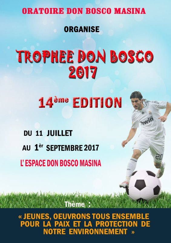TROPHEE  DON BOSCO 2017