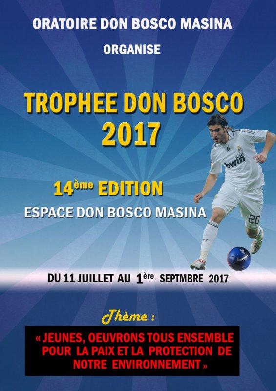 Oratoire Don Bosco Masina ouverture de Tournoi édition 2017