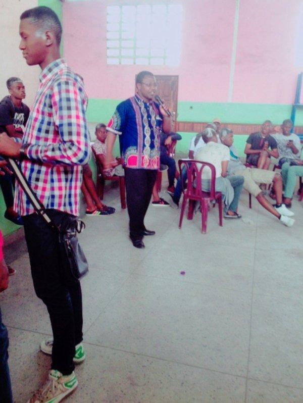Résultat des Examen d'Etat avec les élèves du Collège Don Bosco