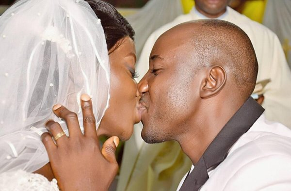 Cérémonie de mariage  à la paroisse Marie Auxiliatrice
