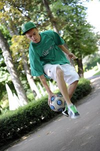 WELCOME IN MY WORLD : freestyle football