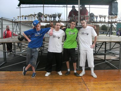 TIGER crew
