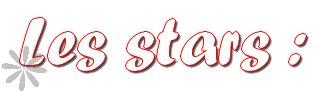 Jeux :: Loterie des stars