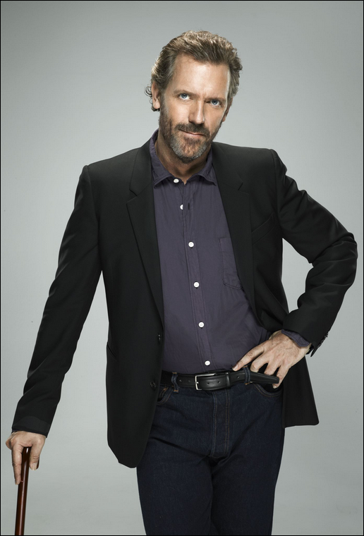 Hugh Laurie Greg House
