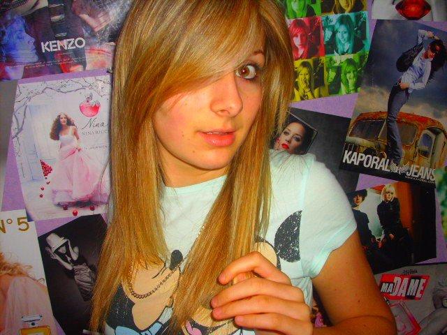 Être blonde ce n'est pas une couleur de cheveux, c'est un concept ....!