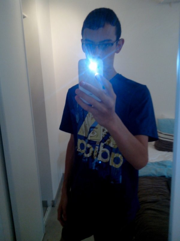 Une p'tite photo de moi ;D