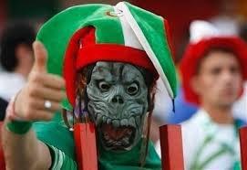 algerie est au mondial 2014