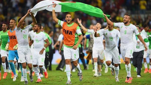 ta guel et suport l'algerie
