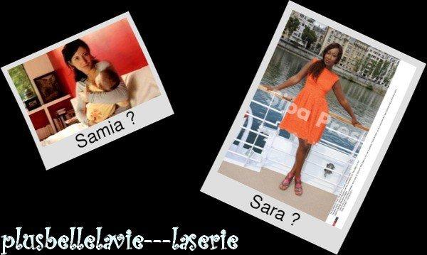 Samia VS Sara