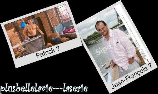 Patrick VS Jean-François