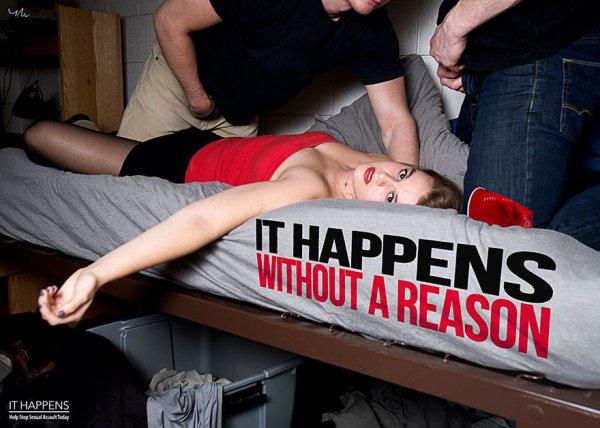 Les mythes sur le viol- ou- quand j'ai rencontré des gougeas